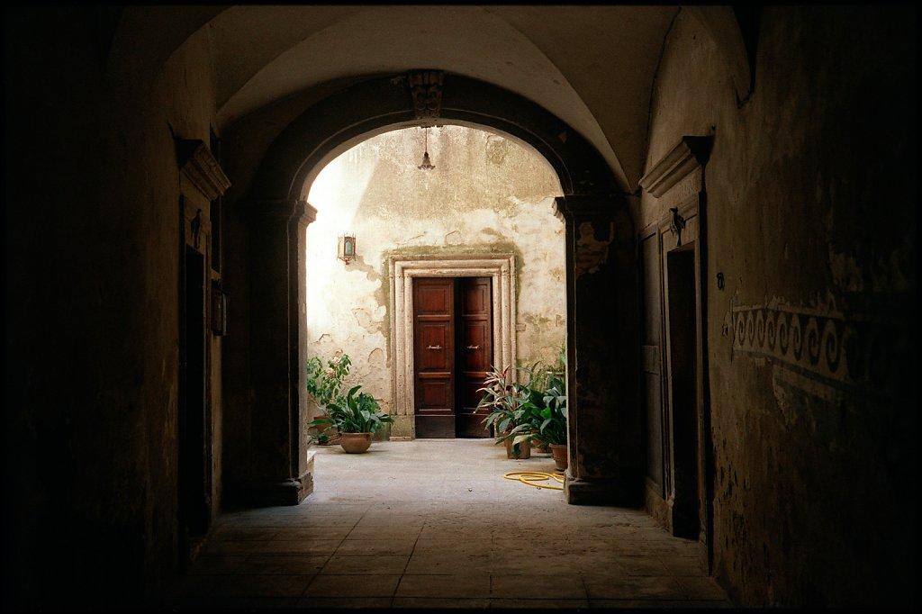 Todi, Ombrie, Italie