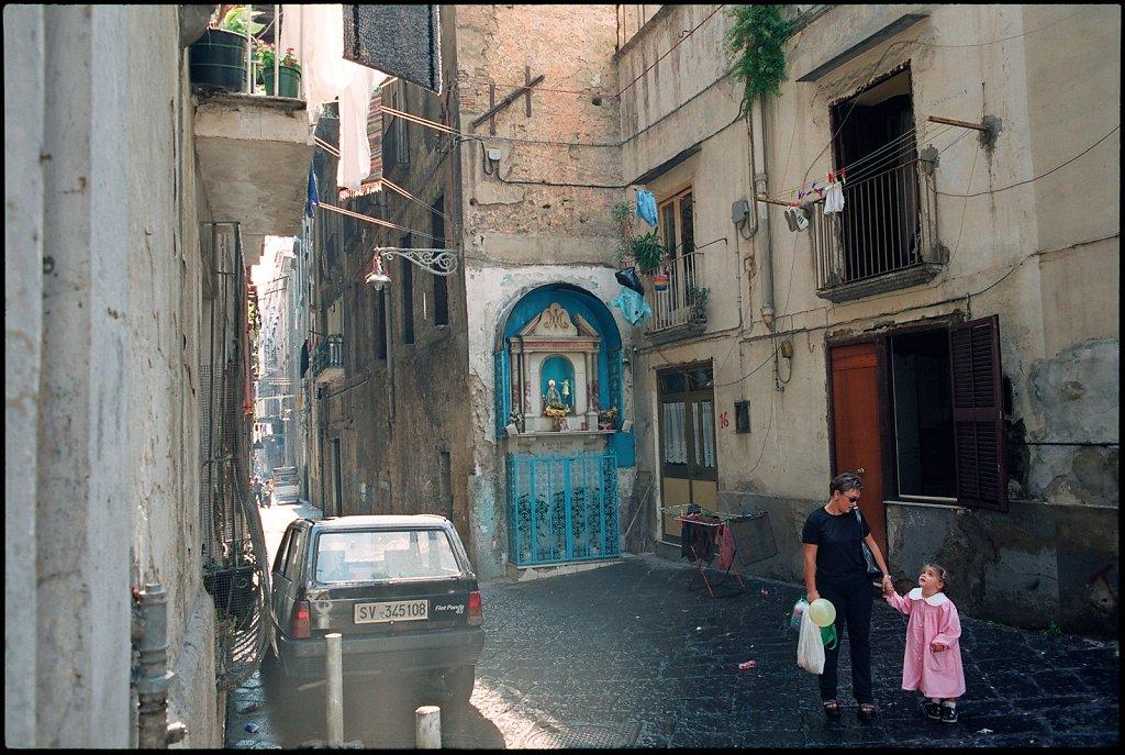 Naples, Italie