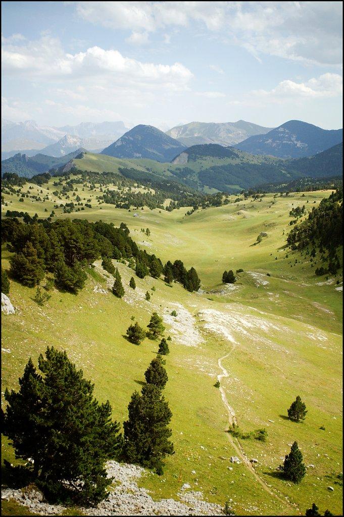 Treschenu-Creyers, Drôme