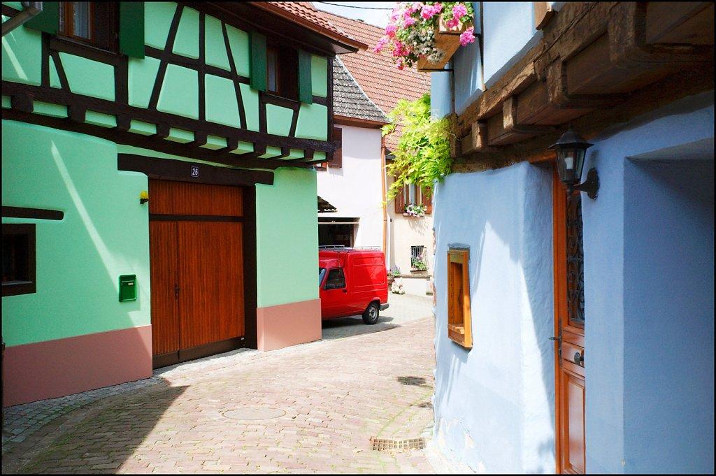 Turckheim, Haut-Rhin, France