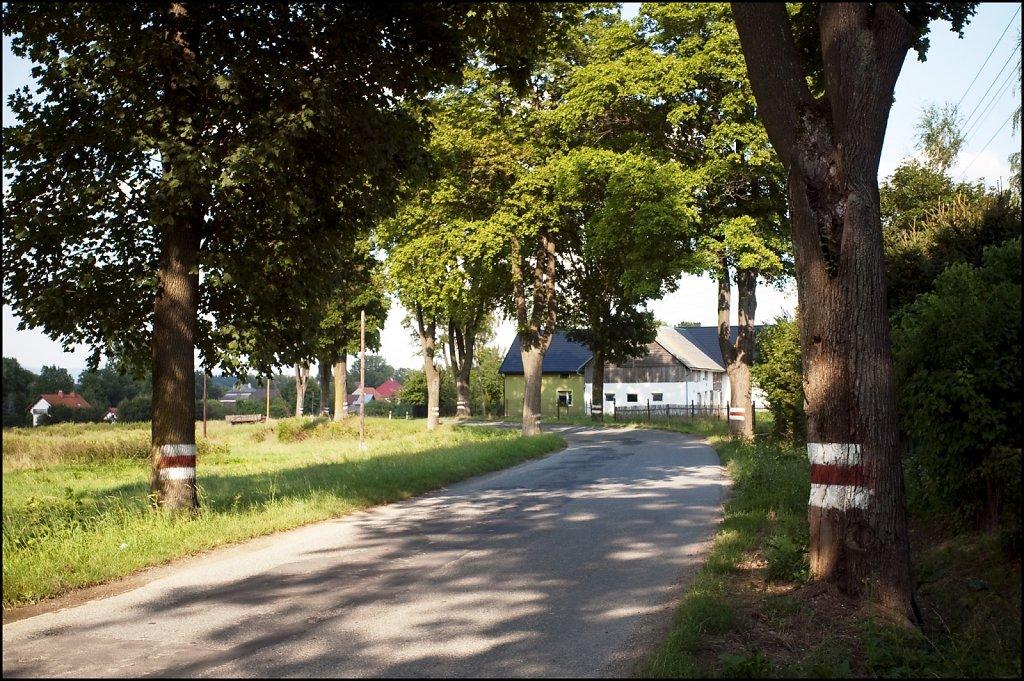 Stara Łomnica, Pologne