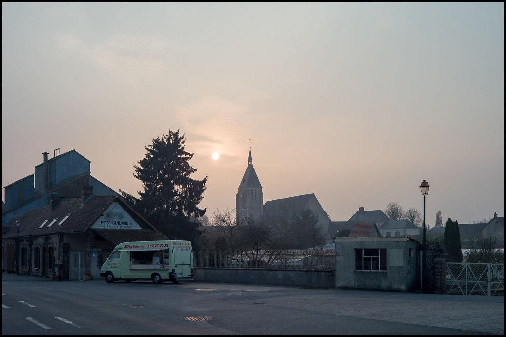 Digny, Eure-et-Loir, France