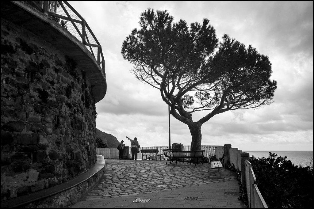 Riomaggiore, Ligurie, Italie