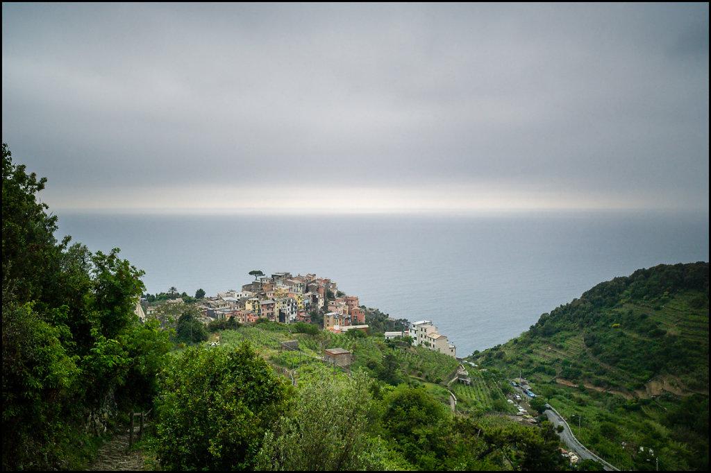 Corniglia, Ligurie, Italie