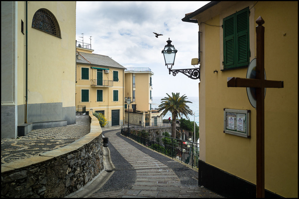 Bogliasco, Ligurie, Italie