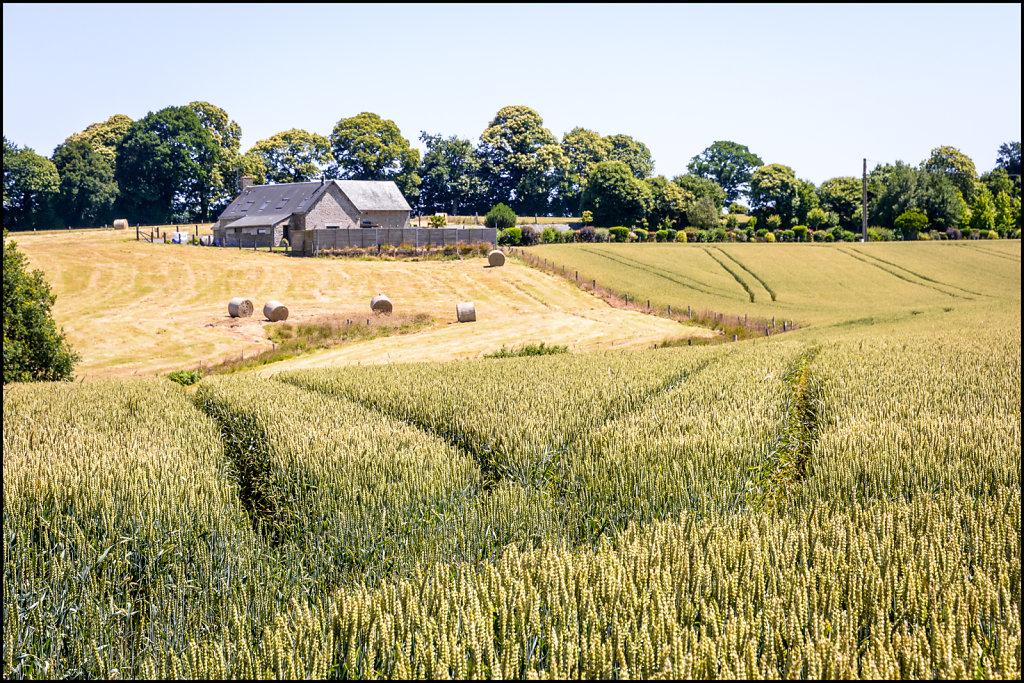 Landivy, Mayenne, France